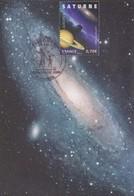 Carte  Maximum  1er  Jour   FRANCE   L' ASTRONOMIE    EUROPA    TOULOUSE   2009 - 2000-09