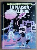 1 Aventure De Norbert Et Kari - La Maison Du Kloune - Texte Et Dessins De Godard - Le Vaisseau D'argent éditeur 1989 - Sonstige