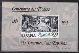 = Bloc Neuf Centenaire De Picasso El Guernica Bloc Feuillet 29 De 1981 - Blocs & Feuillets