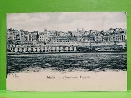 Malta, Panorama Valletta - Malta