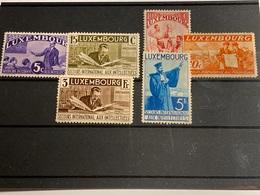 Luxemburgo Nº 259/62, 270/1 . Año 1935. - Nuevos