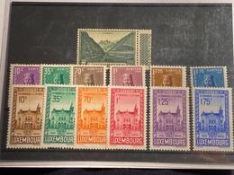 Luxemburgo Nº 275, 276/81, 282/7 . Año 1935. - Luxembourg