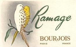 Carte Parfumée Ramage Bourgeois Parfum - Cartes Parfumées