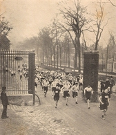 Challenge Lemonnier VERSAILLES Passage à La Grille De Picardie  1902 - Vieux Papiers