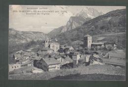 CPA - 73 - Saint-Michel-de-Maurienne  -  Quartier De L'Eglise - Saint Michel De Maurienne