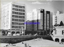 129454 ARGENTINA NECOCHEA BS AS VISTA PARCIAL & PLAYA BEACH 24 X 18 CM PHOTO NO POSTAL POSTCARD - Fotografie