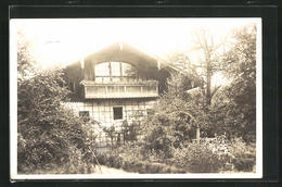 Foto-AK Riedering, Gehöft Ackersdorf Um 1931 - Non Classificati