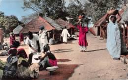 Village Africain - Scènes & Types