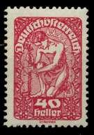 ÖSTERREICH 1919 Nr 269x Postfrisch X7A876E - Ungebraucht