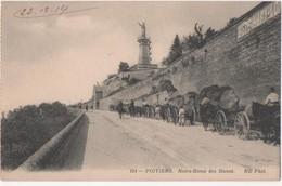 86 - POITIERS - Notre Dame Des Dunes - écrite,#86/005 - Poitiers