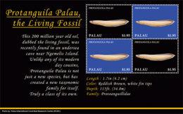Palau 2019  Protanguilla  Palau , The Living Fossil I201901 - Palau