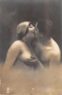 BEAUTE FEMININE - COUPLE - NU FEMININ - Fine Nudes (adults < 1960)