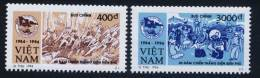Vietnam Viet Nam MNH Perf Stamps 1994 : 40th Anniversary Of Dien Bien Phu Victory (Ms683) - Vietnam
