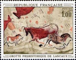 France Poste N** Yv:1555 Mi 1619 Yv:0,65 Euro Grotte Prehistorique De Lascaux (Thème) - Préhistoire