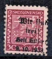 """,,Wir Sind Frei"""" Deutsches Reich  Lückenfüller  Gest. - Collections"""