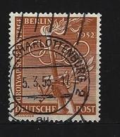 BERLIN - Mi-Nr. 88 Vorolympische Festtage Gestempelt - Berlin (West)