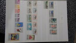 B382 Collection Timbres Et Blocs Oblitérés De Divers Pays D'Afrique. A Saisir !!! - Postzegels