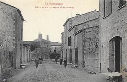 66)   ELNE  - Avenue De Saint Cyprien - Elne