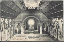 Merksplas Merxplas (Colonie) Intérieur De La Chapelle - Binnenzicht Der Kapel 1907 - Merksplas