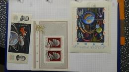B384 Collection Timbres Oblitérés Et Environ 200 Blocs D'URSS. A Saisir !!! ( - Postzegels