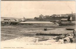 61lom 716 CPA - LA TRINITE SUR MER - VUE GENERALE - La Trinite Sur Mer