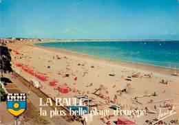 La Baule Depuis La Plage Benoit Vue D'ensemble De La Baie De La Baule Au Fond La Pointe Pornichet    CPM Ou CPSM - La Baule-Escoublac