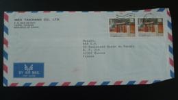 Lettre Par Avion Air Mail Cover Taiwan 1979 - 1945-... République De Chine