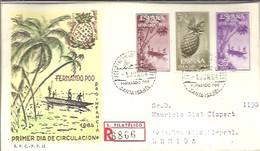 FDC 1964 - Fernando Poo