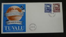 FDC UPU Tuvalu 1981 - Tuvalu
