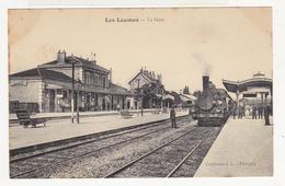 Au Plus Rapide Les Laumes La Gare Non Circulé Bon état - Venarey Les Laumes