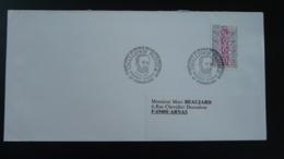 Challenge Pasteur Oblitération Sur Lettre Postmark On Cover Strasbourg 1997 - Louis Pasteur