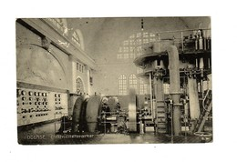 Postcard Odense - Electric Plant - Dänemark