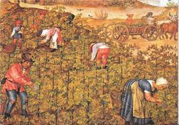 Brévarium Grimani - Mois De Septembre : La Vendage - Vignes