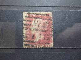 "VEND BEAU TIMBRE DE GRANDE - BRETAGNE N° 26 , PLANCHE "" 140 "" !!! - Used Stamps"