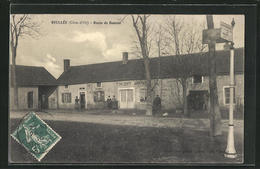 CPA Reullee, Route De Beaune - Beaune