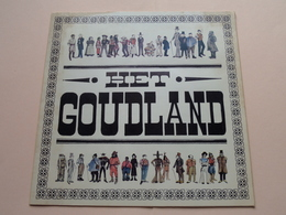 Het GOUDLAND Show Door Hugo CLAUS > Hendrik Conscience / Bert Van Kerkhoven ( Zie Foto's ) K.N.S. > 1966 ! - Toneel & Vermommingen