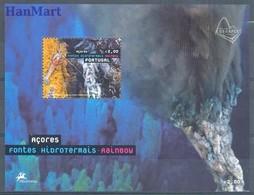 Azores 2006 Mi Bl 31 MNH ( ZE1 AZRbl31 ) - Meereswelt