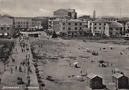 SOTTOMARINA -VENEZIA-PANORAMA-CARTOLINA VERA FOTOGRAFIA- VIAGGIATA IL 14-8-1957 - Venezia (Venice)