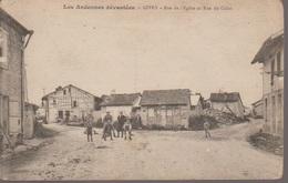 GIVRY  - RUE DE L EGLISE ET RUE DU CULOT - France