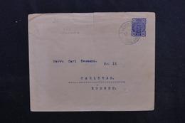 FINLANDE - Entier Postal De Lambois Pour Carlsbad En 1893 - L 52838 - Finland