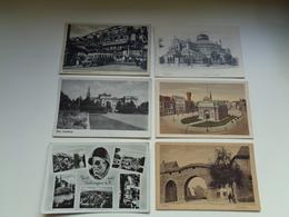 Lot De 60 Cartes Postales D' Allemagne Deutschland     Lot Van 60 Postkaarten Van Duitsland - 60 Scans - Ansichtskarten
