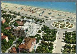 °°° Cartolina - Rimini Veduta Aerea Viaggiata °°° - Rimini