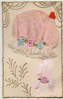 40415-ZE-FETE---------ajoutis Bonnet De Ste Catherine-----dentelle - Santa Catalina