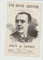 (MUSI 2) UNE BONNE ABSINTHE , VAUNEL à L' Eldorado ,  JOUY ,et GERNY ; Monologue ,  Illustration ROYET - Scores & Partitions