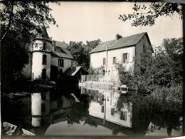 DORDIVES LE MOULIN DE LANCAY  EPREUVE PHOTO AYANT SERVIE AU TIRAGE DE LA CARTE POSTALE FORMAT 18 X 12 CM - Dordives