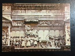 Napoles.arte Renacimiento. Detalle Arco Triunfal Puerta Castelnuovo. - Antigüedad