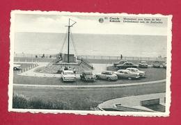 C.P. Koksijde = Gedenkmaal  Aan  De Zeelieden - Koksijde