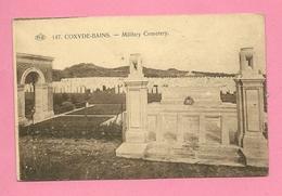 C.P. Koksijde = Military  Cemetery - Koksijde