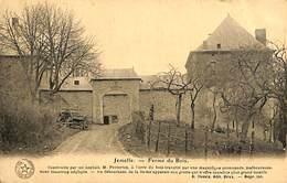 CPA - Belgique - Jemelle - Ferme Du Bois - Rochefort
