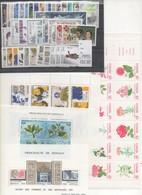 MONACO ANNEE COMPLETE 1995 XX MNH Neufs - + BF Et Carnets - Monaco
